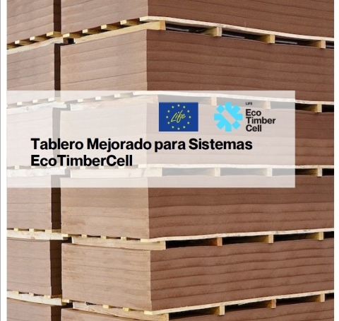 LIFE EcoTimberCell updates the board catalogue that integrates the EcoTimberCell structural systems