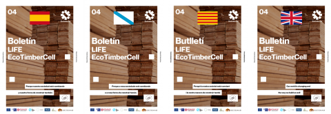 Bulletin 4 LIFE EcoTimberCell available