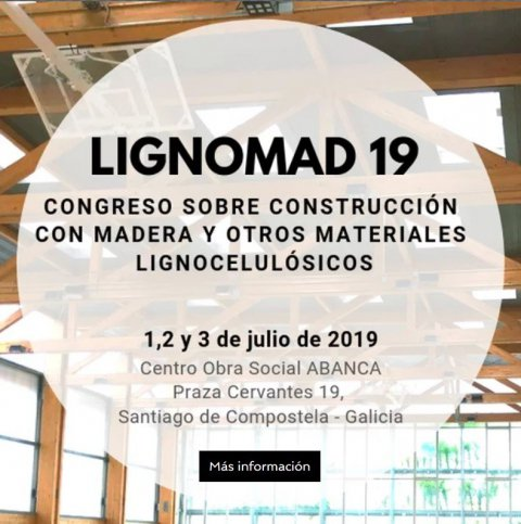 LIFE EcoTimberCell to participate in LIGNOMAD19