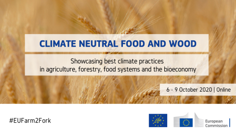 Participación del proyecto LIFE EcoTimberCell en la Webinar CLIMATE NEUTRAL FOOD AND WOOD